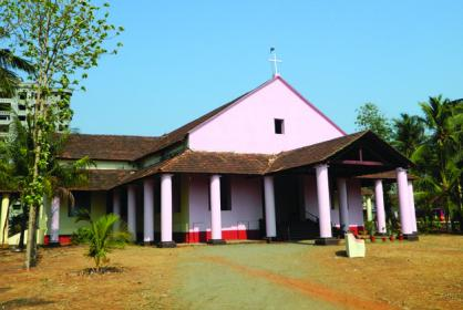St.John's CSI Anglican Church- Kannur