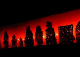 Tholpavakoothu-Shadow puppetry