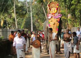 Margazhi Ulsavam at Harippad temple