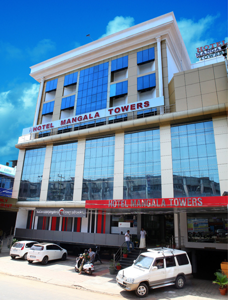 Hotel Mangala Towers, Thrissur