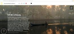 Kerala Tourism - Nat Geo screenshot